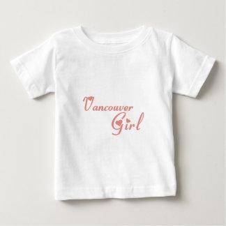 Vancouver Girl Baby T-Shirt