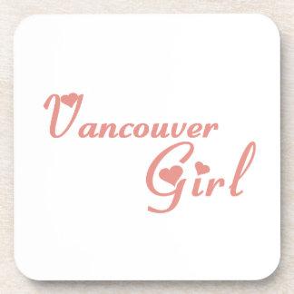 Vancouver Girl Coaster