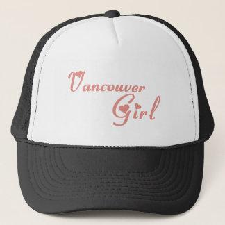 Vancouver Girl Trucker Hat