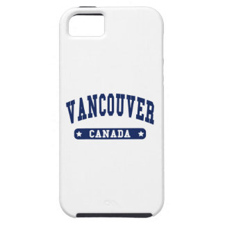 Vancouver iPhone 5 Covers