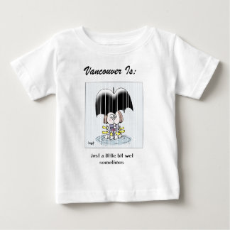 Vancouver Is: a - by harrop Baby T-Shirt