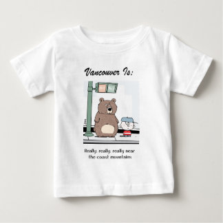 Vancouver Is: c - by harrop Baby T-Shirt