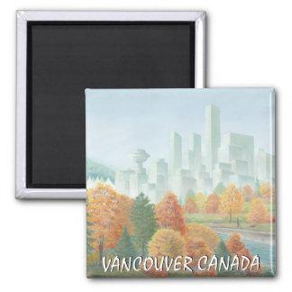Vancouver Magnet Souvenir Vancouver Landmark Gifts