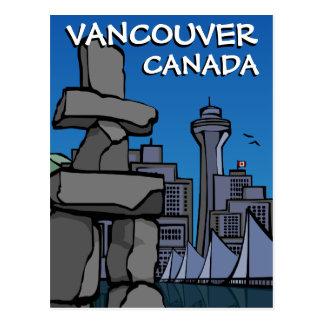Vancouver Postcards Vancouver Landmark Cards