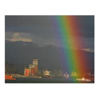 Vancouver-Rainbow Moment Postcard