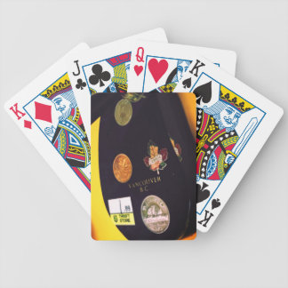 Vancouver Souvenier Bicycle Brand Custom Styled Bicycle Playing Cards