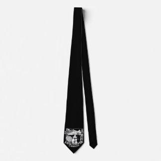 Vancouver Souvenir Tie Vancouver Landmark Neckties