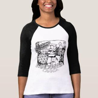 Vancouver Souvenir Women's Vancouver Jersey T-Shirt