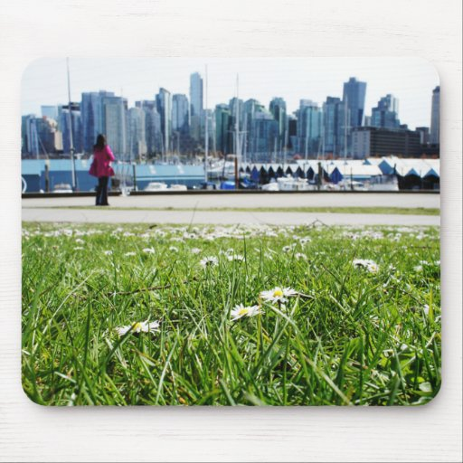Vancouver Stanley Park Mouse Pad