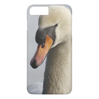 Vancouver, Stanley Park, Mute Swan (Cygnus olor) iPhone 7 Plus Case