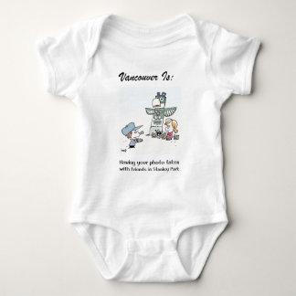 Vancouver T - 2 Baby Bodysuit