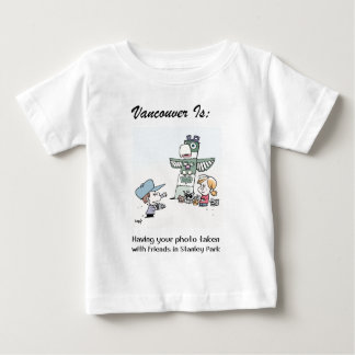 Vancouver T - 2 Baby T-Shirt
