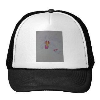 Vanda Miss Joaqium Orchid Trucker Hat