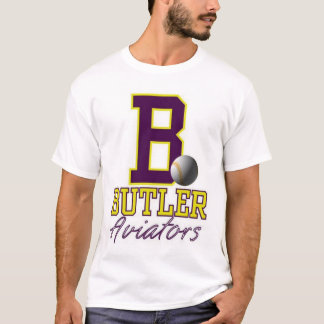 "Vandalia-Butler ""Damon Dues Original"" Baseball T-Shirt"