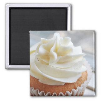 Vanilla Cupcake Photograph ll Magnet