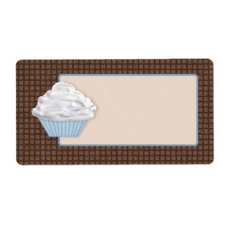 Vanilla Cupcake Product Labels