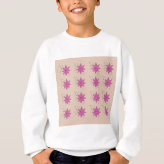 Vanilla ethno summer Lotus flowers Sweatshirt