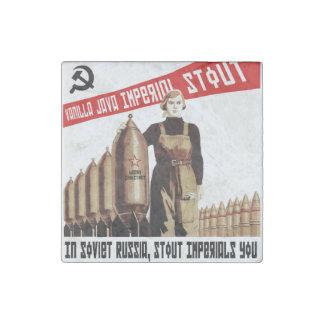 Vanilla Java Imperial Stout Stone Magnet