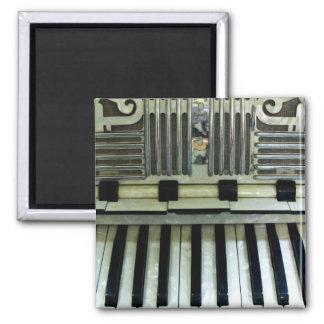 Vanilla Keyboard Magnet