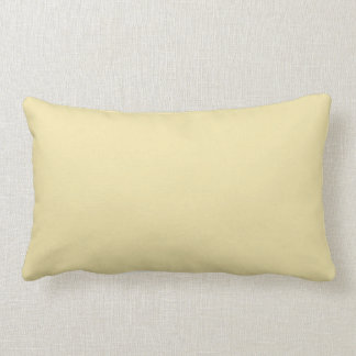 Vanilla Lumbar Pillow