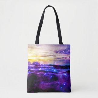 Vanilla Twilight Tote Bag