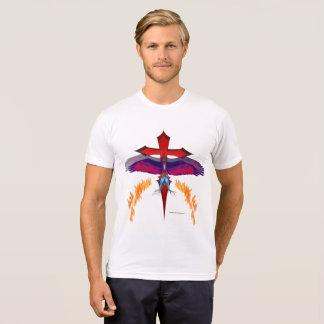 Vanishing Phoenix Men's Poly-Cotton T-shirt