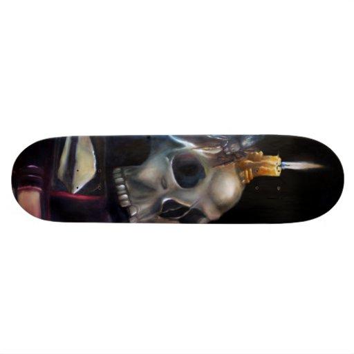 Vanitas I Custom Skateboard