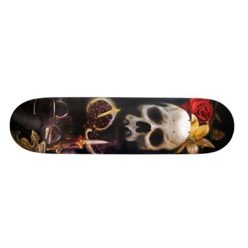 Vanitas II Custom Skateboard