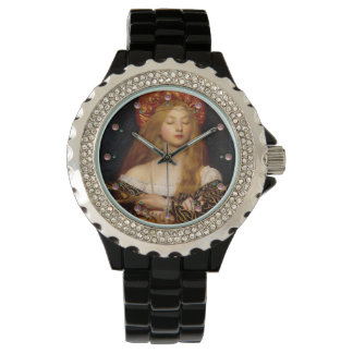 VANITY BEAUTY-FASHION COSTUME DESIGNER WATCH
