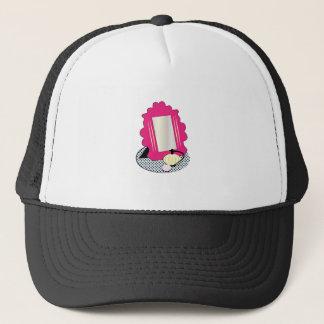 Vanity Mirror Base Trucker Hat