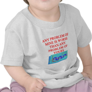 vanity problem joke t shirt