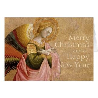 Vanni Annunciation Angel CC0606 Christmas Card