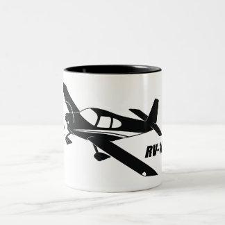 Vans RV-10 Two-Tone Coffee Mug