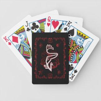 Vanwizle Berd Bicycle Playing Cards