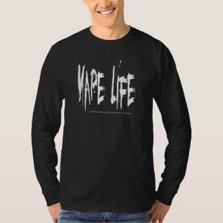 Vape Life 2 - White Letter T-Shirt