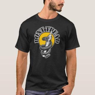 Vaping: Dont Tread T-Shirt