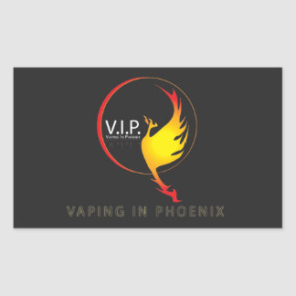 VAPING IN PHOENIX STICKER