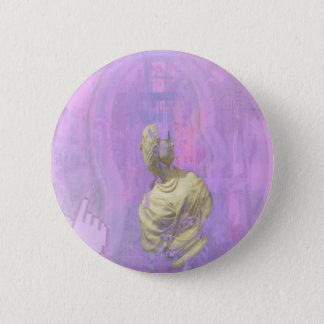 vaporwave aesthetic 2 inch round button