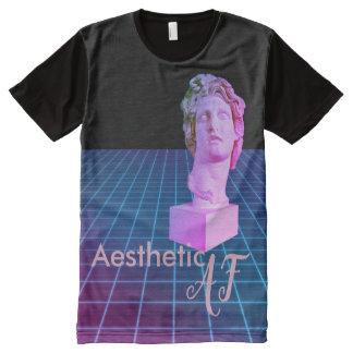 Vaporwave Aesthetic AF TShirt