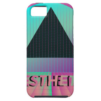 vaporwave aesthetic case for the iPhone 5