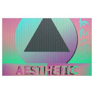 Vaporwave Aesthetic fabric