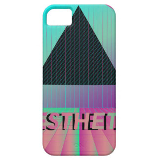vaporwave aesthetic iPhone 5 cover