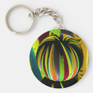 Variation ColoursI in Ball Keychain