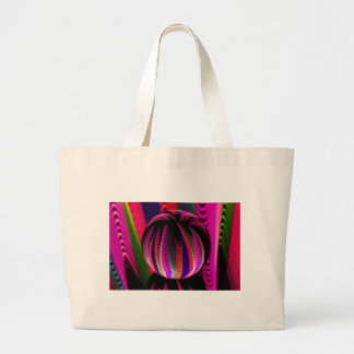 Variation of colours in the glass large tote bag