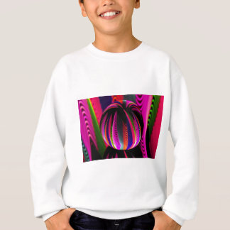Variation of colours in the glass sweatshirt