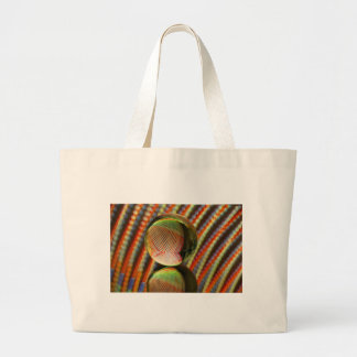 Variation on a theme 2 large tote bag