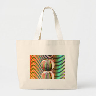 Variation on the theme large tote bag