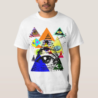 Variations On Novus Ordo Seclorum T-Shirt