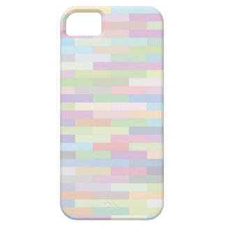 varicolored pattern case for the iPhone 5