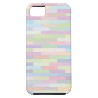 varicolored pattern iPhone 5 case